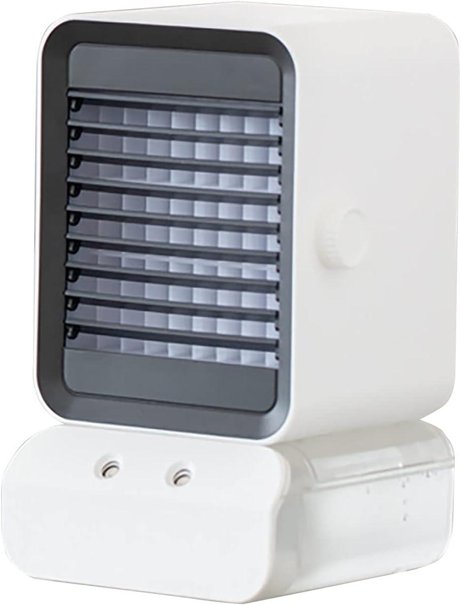BFFDD Climatiseur Portable Ventilateur De Vent Bureau Luxury Mini Year-end annual account USB