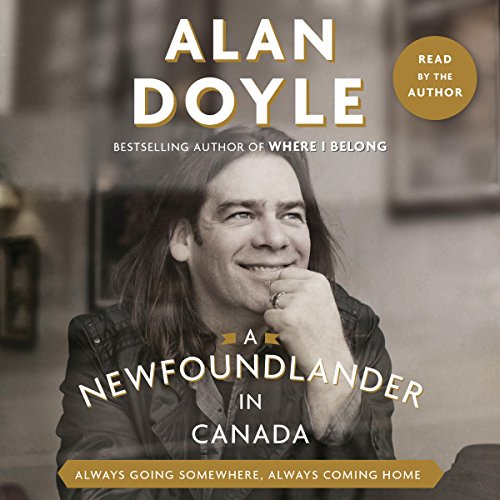 A Newfoundlander in Canada audiobook cover art
