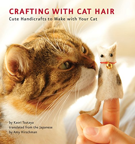 Unique And Interesting Gift For A Craftsy Cat Lover