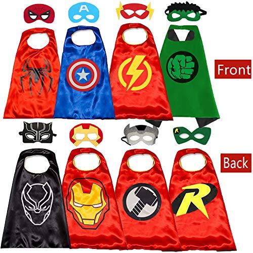 La mejor comparación de Avengers kids - solo los mejores. 3