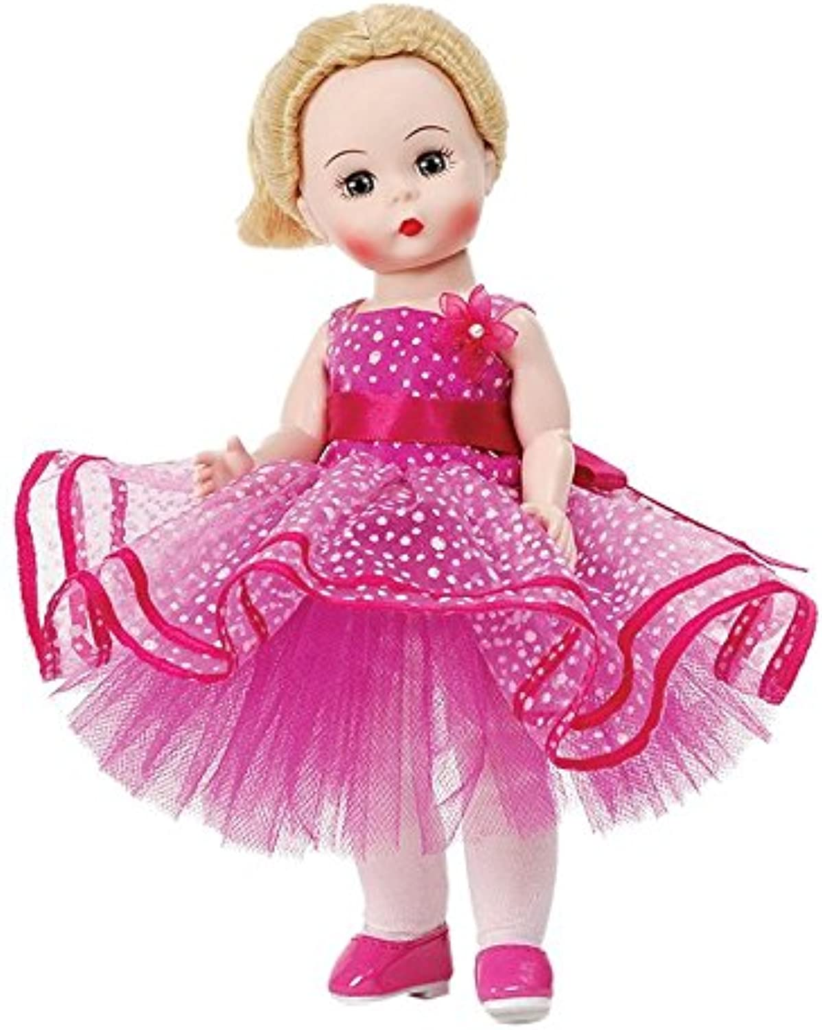 Madame Alexander Birthday Wishes Doll, 8 , Blonde