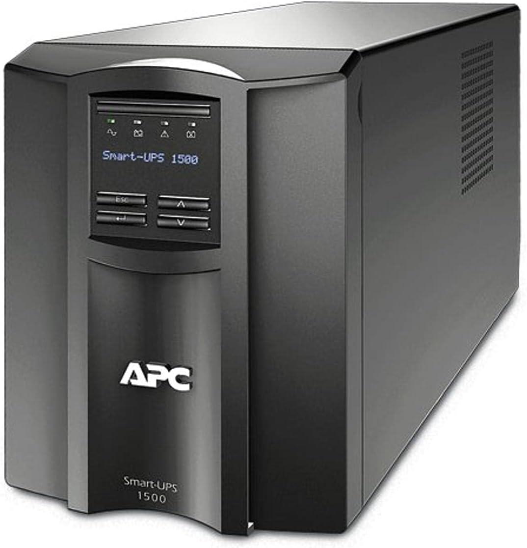 APC SMT1500X413 External UPS, Black(Not Sold in Vermont)