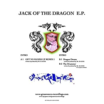 Jack of the Dragon - EP
