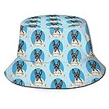 GodYo Bucket Hat Packable Reversible TFT Print Sun Hat Fisherman Hat Cap Camping al Aire Libre