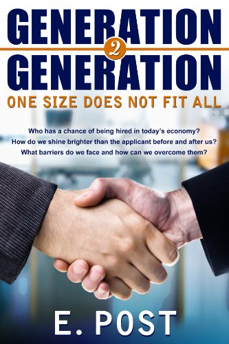 Generation 2 Generation - One Size Does Not Fit All