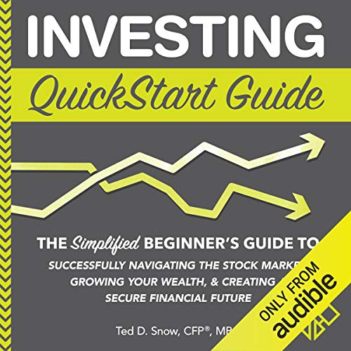 Real Estate Investing Books! - Investing QuickStart Guide: The Simplified Beginner's Guide to Successfully Navigating the Stock Market, Growing Your Wealth & Creating a Secure Financial Future