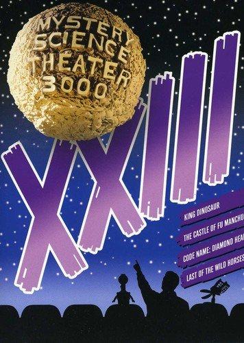 Mystery Science Theater 3000: XXIII -  DVD, Joel Hodgson, Joel Hodgson
