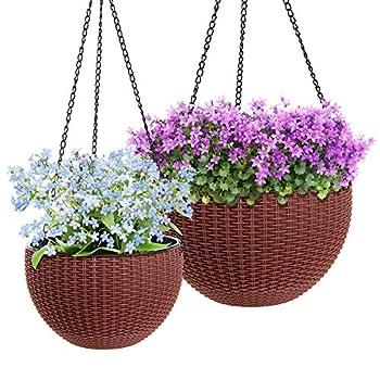 Best hanging pots for plants Reviews