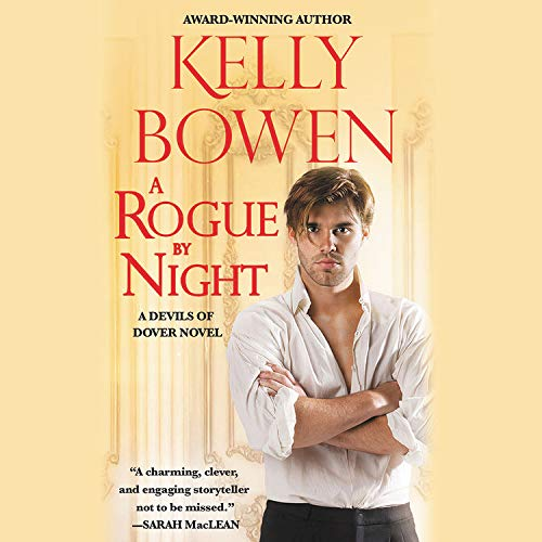 A Rogue by Night cover art