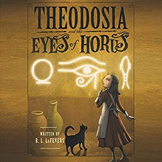 Theodosia and the Eyes of Horus cover art