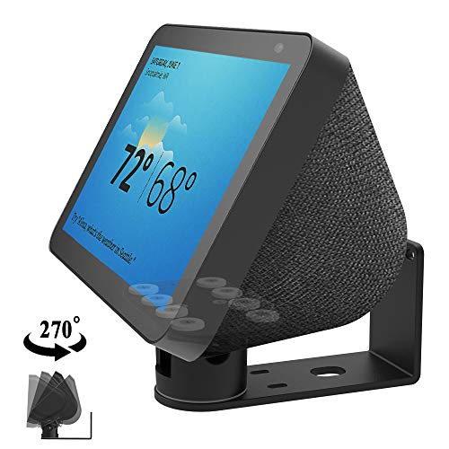 Echo Show 8 Wall Mount stand Aluminum Swivel Stand, Stand for Amazon Echo Show 8