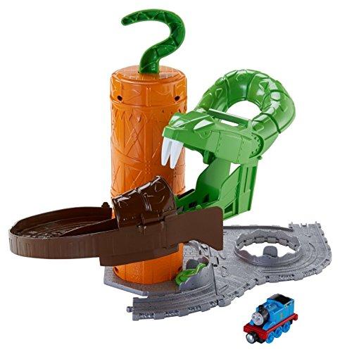 Thomas & Friends CDM88 Mattel - Circuito de la serpiente