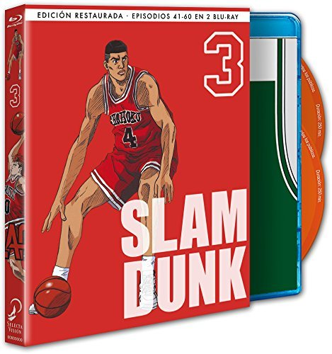 Slam Dunk Box 3 Blu-Ray [Blu-ray]