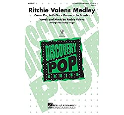 Ritchie Valens Medley - VoiceTrax CD - CD