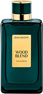 Davidoff Perfume  - Davidoff Wood Blend For - perfume for men 100ml - Eau de Parfum