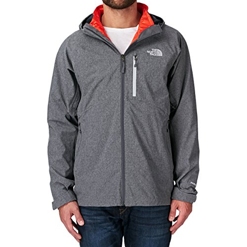 The North Face Men's Thermoball Triclimate Jacket Vanadis Grey Heather XX-Large