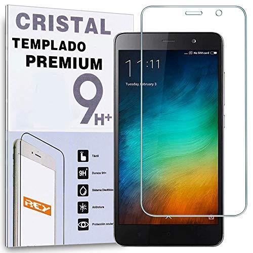 Protector de Pantalla para XIAOMI REDMI 3, 3S, 3 Pro Cristal Vidrio Templado Premium