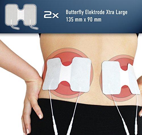 prorelax Tens/Ems SuperDuo Plus. Elektrostimulationsgerät mit besonders umfangreichem Zubehörset - 4