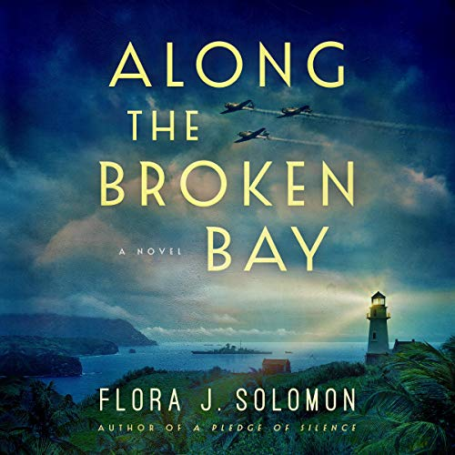 Couverture de Along the Broken Bay