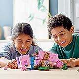 Zoom IMG-2 lego minecraft la pig house