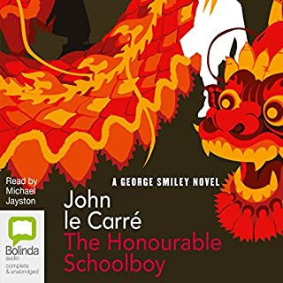The Honourable Schoolboy cover art