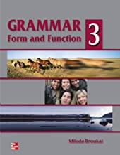 Grammar: Form and Function Book 3