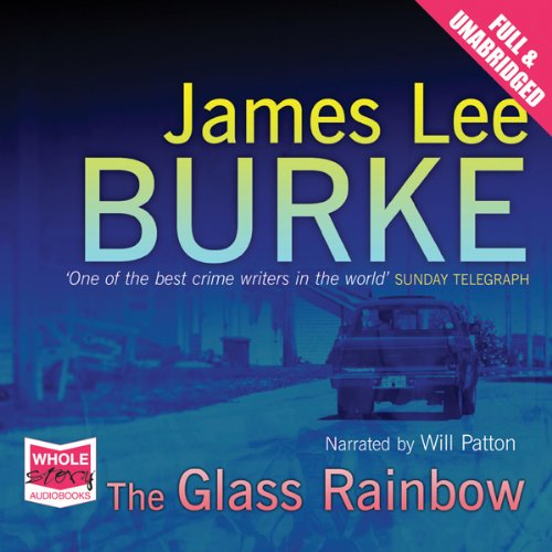 The Glass Rainbow audiobook cover art