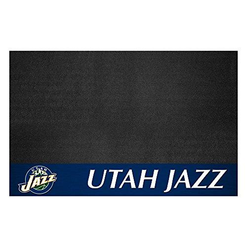 Fanmats NBA Utah Jazz Grill Mat, Small