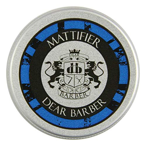 Dear Barber Mens Hair Styling Mattifier, Travel Size Tin 20ml