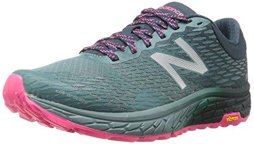 Zapatillas de correr para mujer New Balance, mujer, WTHIERN2, negro / naranja, 5.5 US - 36.0 EU