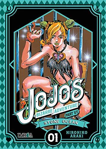 Jojo Bizzarre Adventure Parte 6: Stone ocean 01: 41
