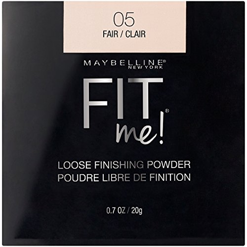 Price comparison product image Maybelline New York Fit Me Loose Finishing Powder,  Fair,  0.7 Ounce