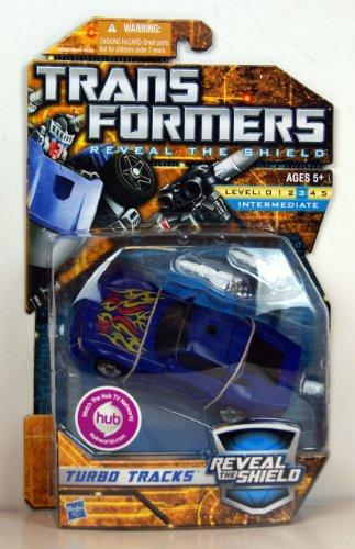 Transformers Reveal The Shield Turbo Tracks