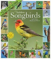 Audubon Songbirds and Other Backyard Birds 2021 Calendar