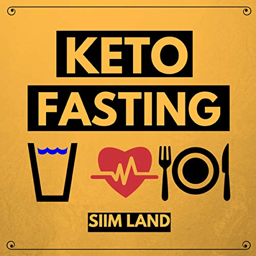 Keto Fasting audiobook cover art
