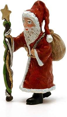 Santa Claus/Father Christmas Big Vienna Bronze Figurine