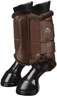 HKM 4057052153662 Soft Comfort Paire de Cloches de Levage en Cuir synth/étique Noir XXL