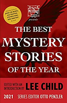 The Mysterious Bookshop Presents the Best Mystery Stories of the Year: 2021 by [Lee Child, Otto Penzler]