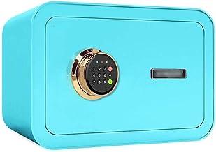 LLRYN Safe Box Safes,Household Office File Security Safe Box,Electronic Digital Security Safe Box Home Business Steel Safe...
