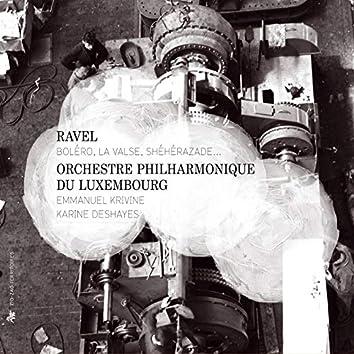 Ravel: Boléro, La valse, Shéhérazade...