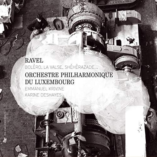 Karine Deshayes, Orchestre Philharmonique du Luxembourg & Emmanuel Krivine