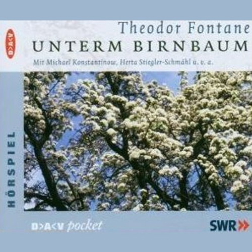 Unterm Birnbaum audiobook cover art