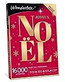 Wonderbox - Coffret cadeau - JOYEUX NOEL EMOTION