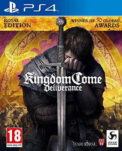Kingdom Come Deliverance - Royal Edition pour PS4 [Importación francesa]