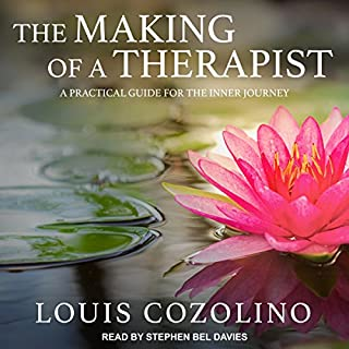 The Making of a Therapist audiobook cover art