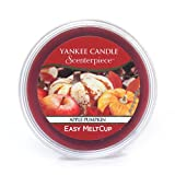 Yankee Candle Apple Pumpkin Scenterpiece Easy MeltCup, Food & Spice Scent