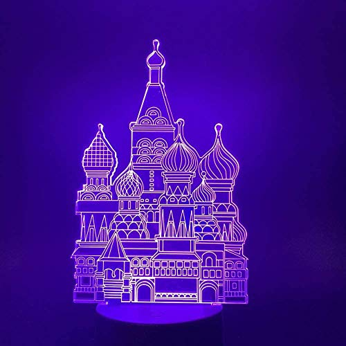3D-nachtlampje voor kinderen en kinderen, vogel papegaai met kleurverloop, cadeau voor jongens en meisjes Interruttore touch Stile 229