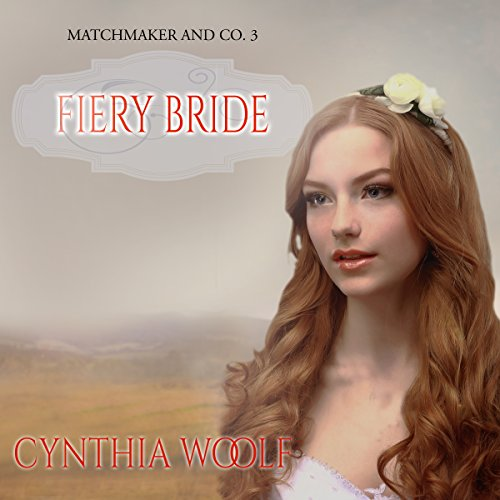 Fiery Bride audiobook cover art