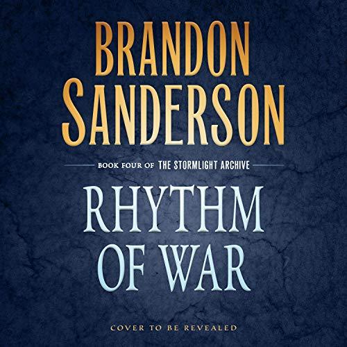 Rhythm of War  By  cover art