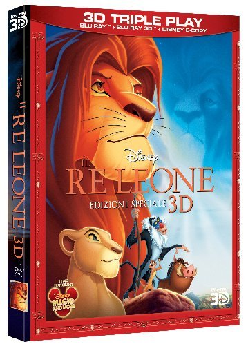 Il Re Leone (Special Edition) (3D) (Rental)
